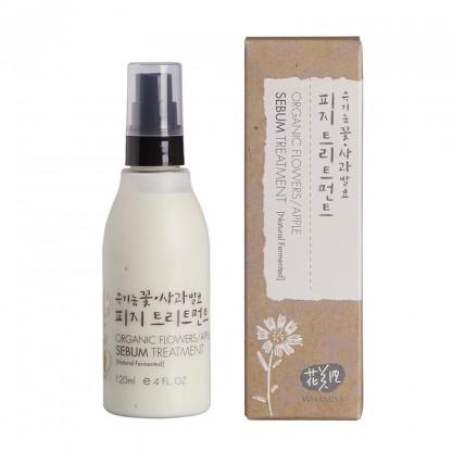 Whamisa Organic Flowers Sebum Treatment - The K Beauty