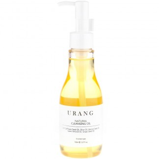 Urang Natural Cleansing Oil olio struccante biologico The K Beauty