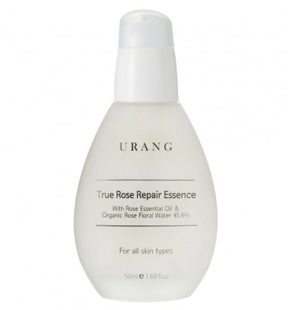 Urang True Rose Repair Essence The K Beauty