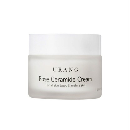 Urang Rose Ceramide Cream The K Beauty
