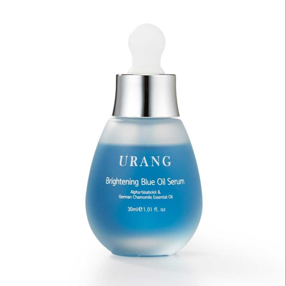 Urang Brightening Blue Oil Serum olio viso illuminante The K Beauty
