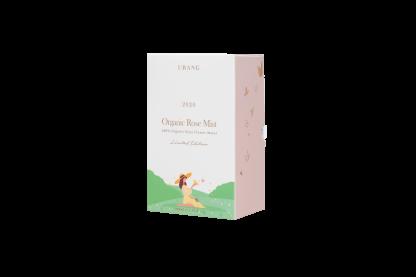 Urang Organic Rose Mist Edizione 2020 box esterno