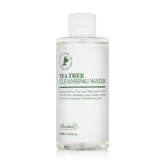 Benton Tea Tree Cleansing Water acqua struccante The K Beauty