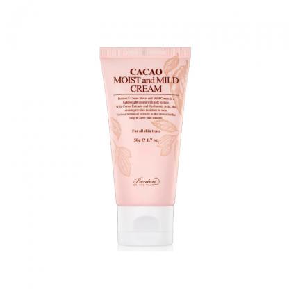Benton Cacao Moist and Mild Cream crema viso idratante The K Beauty