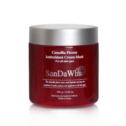 Sandawha Camellia Flower Antioxidant Cream Mask The K Beauty