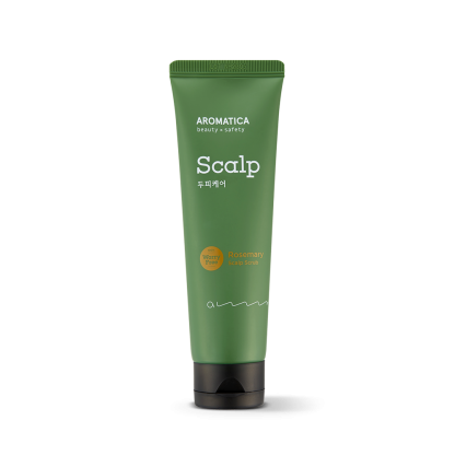 Aromatica Rosemary Scalp Scrub peeling cuoio capelluto The K Beauty