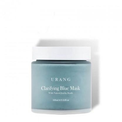 Urang Blue Clarifying Mask maschera viso in argilla illuminante The k Beauty