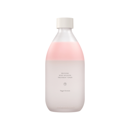 Aromatica Reviving Rose Infusion Treatment Toner tonico idratante