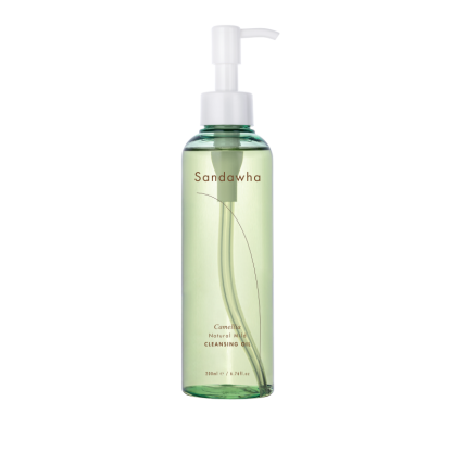 Sandawha Camellia Mild Cleansing Oil detergente oleoso The K Beauty