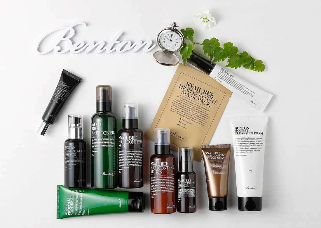 Benton il brand di cosmesi coreana naturale per tornare indietro nel tempo