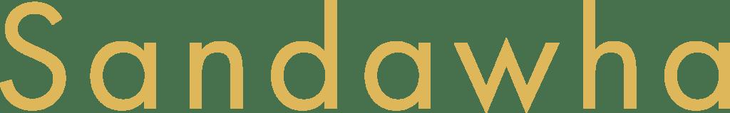 Sandawha Logo gold