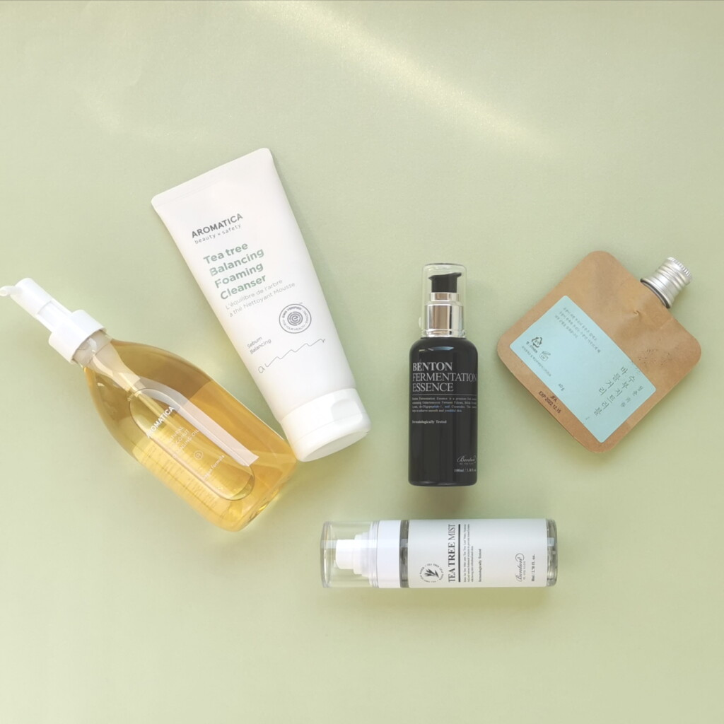 Routine Pelle Grassa The K Beauty