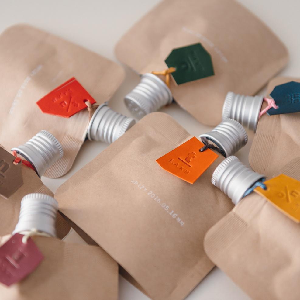 Toun28 il packaging di carta unico al mondo