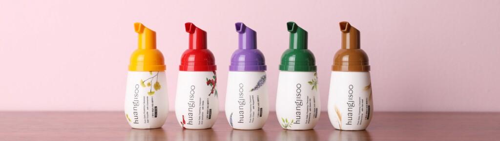 Huangjisoo il brand biologico coreano