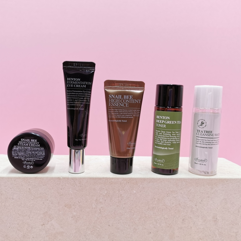 Mini Routine Completa The K Beauty