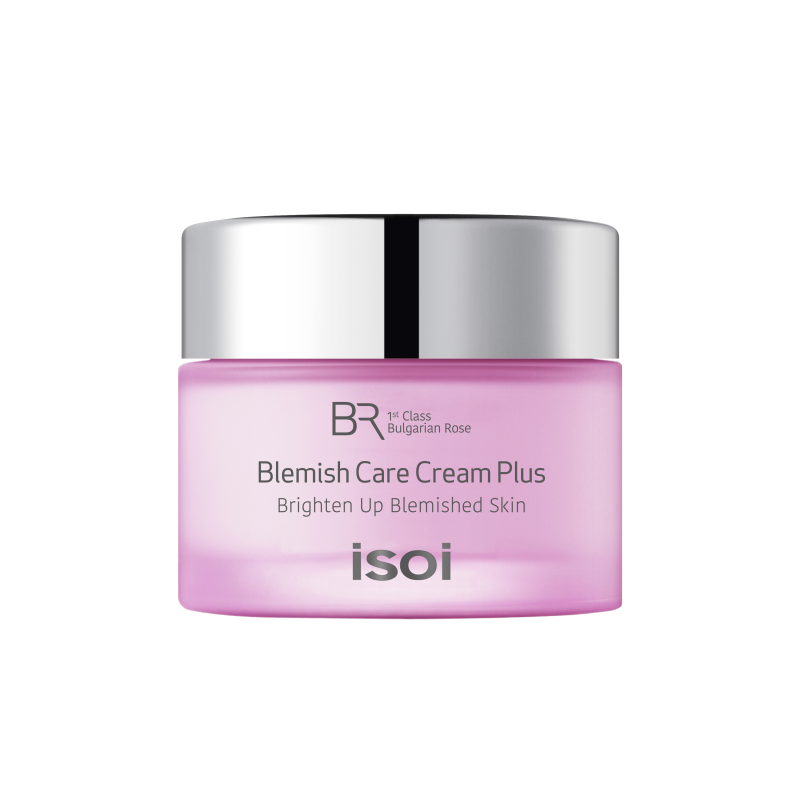 ISOI Bulgarian Rose Blemish Care Cream Plus crema viso