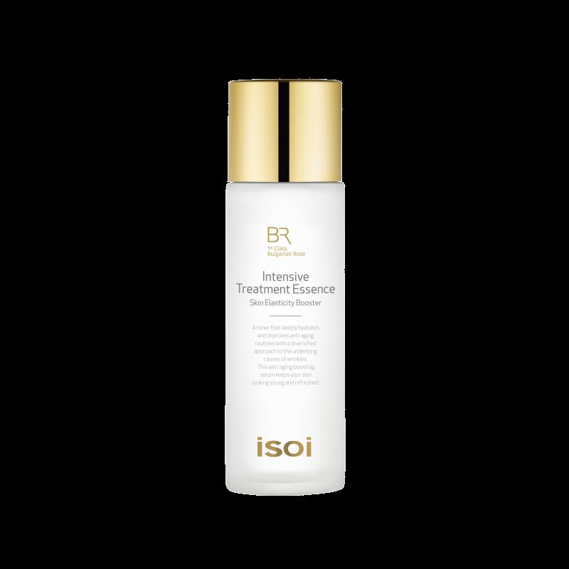 ISOI Bulgarian Rose Intensive Treatment Essence essence elasticizzante