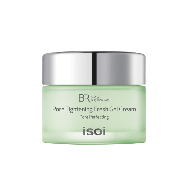 ISOI Bulgarian Rose Pore Tightening Fresh Gel Cream crema viso