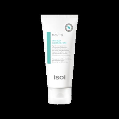 ISOI Sensitive Anti-dust Cleansing Foam Detergente base acqua