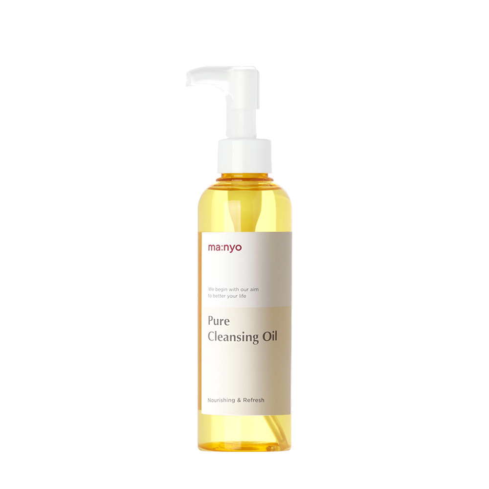 Manyo Pure Cleansing Oil olio detergente viso