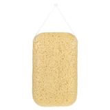 Mandala Body Sponge Yellow Clay spugna di konjac per corpo