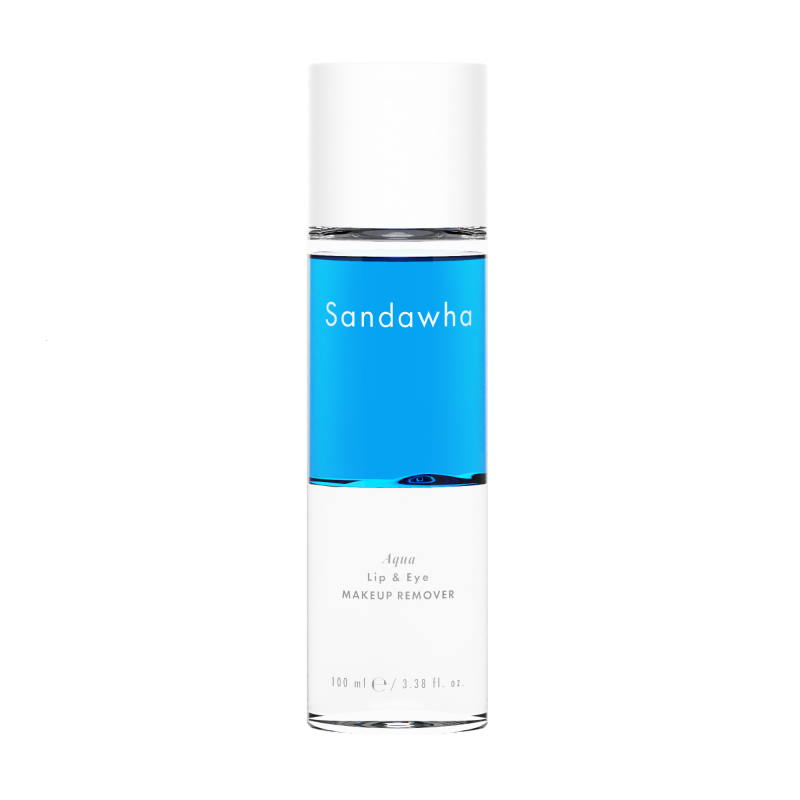 Aqua Lip & Eye Makeup Remover Sandawha struccante bifasico