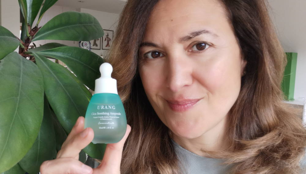 Review di Cica Soothing Ampoule il siero viso che protegge