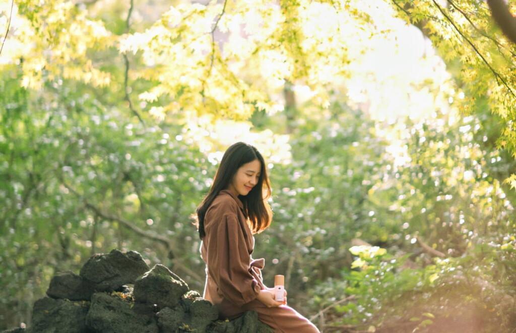 Rootree la vitalità della foresta di Jeju